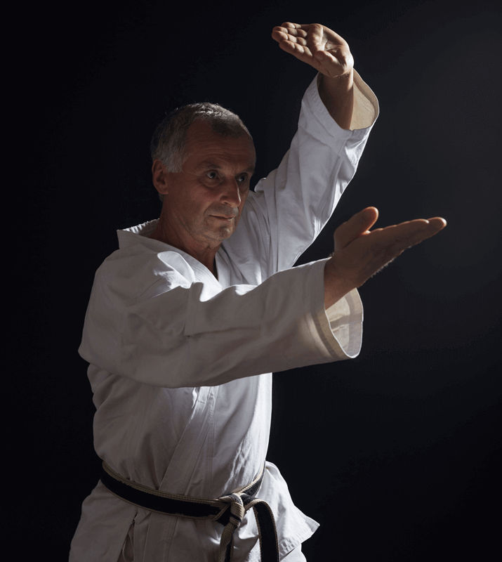 Martial Arts Lessons for Adults in _Citrus Heights_ _CA_ - Older Man