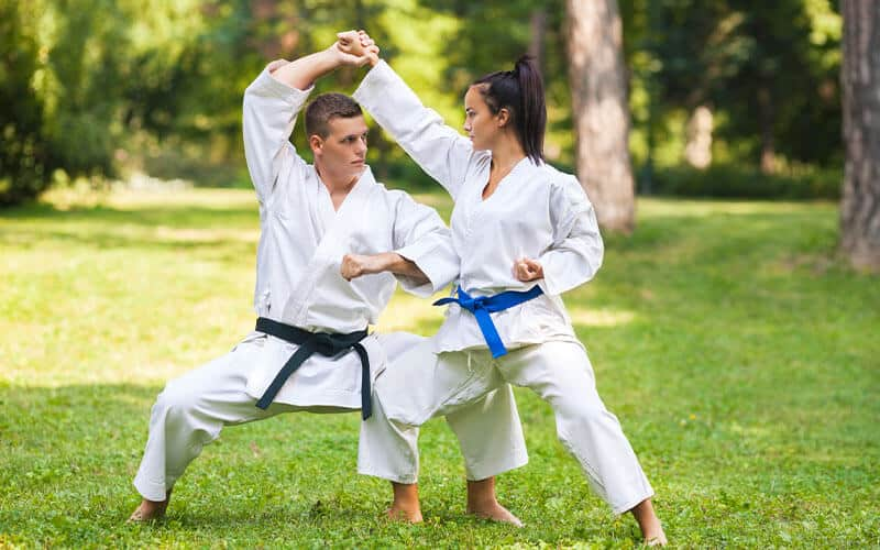 Martial Arts Lessons for Adults in _Citrus Heights_ _CA_ - Outside Martial Arts Training