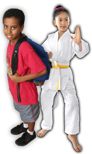 After School Martial Arts Lessons for Kids in _Citrus Heights_ _CA_ - Backpack Kids Banner Page