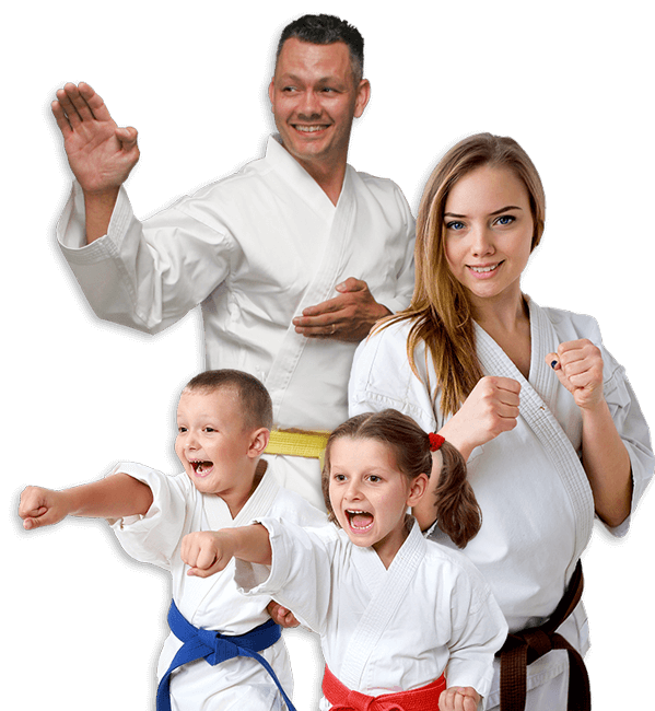 Martial Arts Lessons for Kids in _Citrus Heights_ _CA_ - Kids Adults Group Martial Arts Home Banner